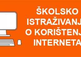BANNER ISTRAZIVANJE INTERNET U SKOLI