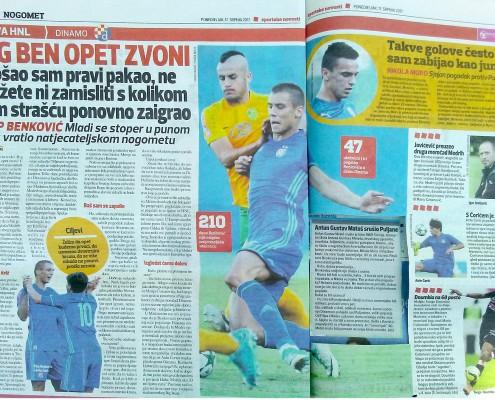 Sportske novosti 17-07-2017