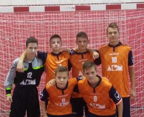 Futsal, 2. razina, 1. kolo