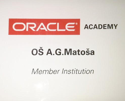 ORACLE academy photo